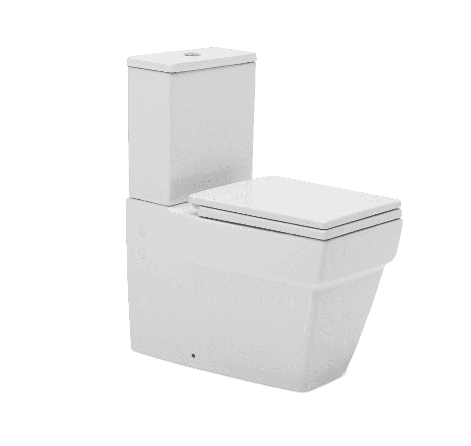 Компакт Mona 008000 с крышкой Slim Soft-Close 9SC1301000 - Geberit
